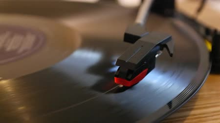 gramophone : The Turntable Plays The Disc.
