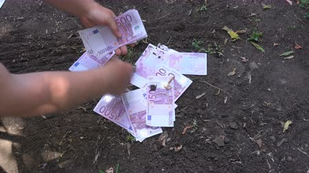 zengin : I collected money from the earth