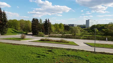 shores : Victory Park is city park in Zelenograd in Moscow, Russia