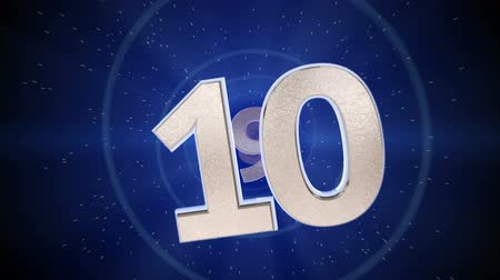 contagem regressiva : Countdown from 10 to 1 Vídeos