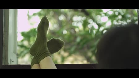 relieve : relaxing Stock Footage