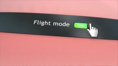 kurzor : Application setting Flight mode Dostupné videozáznamy