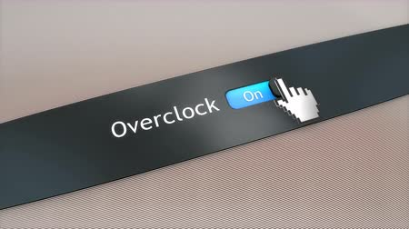 utilidade : Application setting Overclock