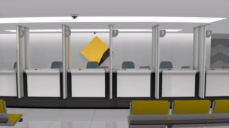 společenství : March 2019, Editorial, 3D animation, CommonWealth Bank retail counter