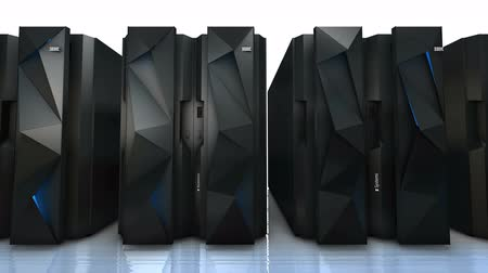 July 2017, Editorial use only, IBM Z systems mainframe computer.