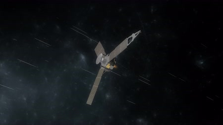 érzékelő : Computer generated, Jupiter mission, Juno spacecraft.