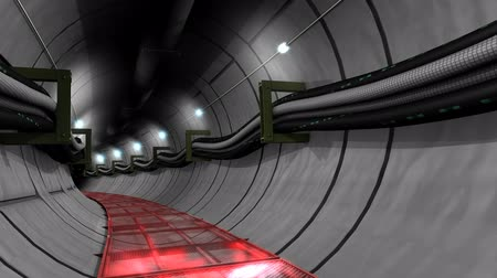утилита : Underground cable and pipe tunnel.