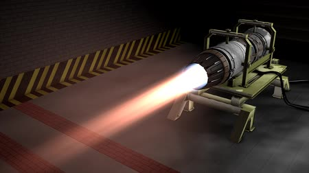 tryska : Jet engine test fired, development, engineering, technology, supersonic, stealth, new, fighter, defend.
