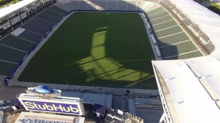 StubHub Center - Home of LA Chargers and Galaxy Stock mozgókép