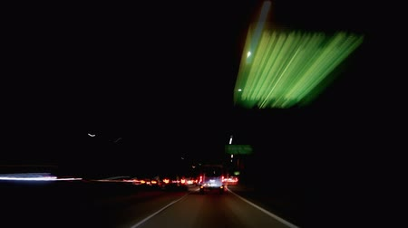honit : Long exposure time lapse of driving through LA at night Dostupné videozáznamy