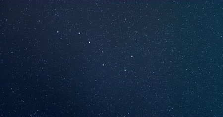 полночь : Amazing 4K Time Lapse of Ursa Major or Big Dipper or Great Bear constellation