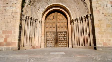 catedral :  Cathedral, medieval building. Gate