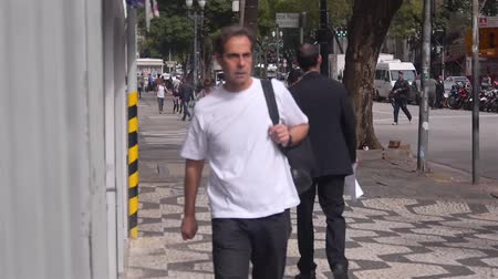Sao Paulo - A Compilation of 4 Different Street Shots
