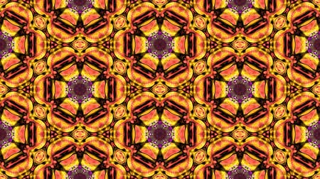 koronka : Kaleidoscopic vj seamless loop Wideo