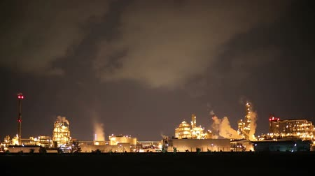 дымоход : Heavy industry  in Map Ta Phut Industrial Estate Rayong, Thailand