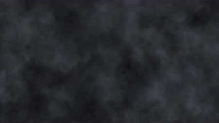 paranormaal : Smooth smoke, fog abstract steam background. Clouds motion backdrop Stockvideo