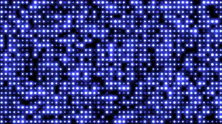 reflektör : Abstract Glitter Dots. Motion Vj loop backdrop from mesh of circles
