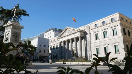 helyettes : Congress of Deputies and Miguel de Cervantes