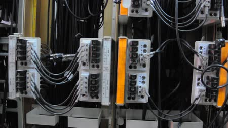 kable : The communication and internet network server room