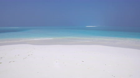 Maldivian destination with nobody