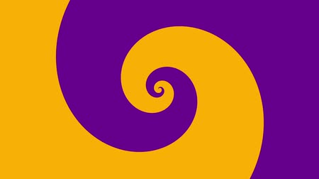 spiral : Endless spinning Revolving Spiral. Seamless looping footage. Abstract helix.
