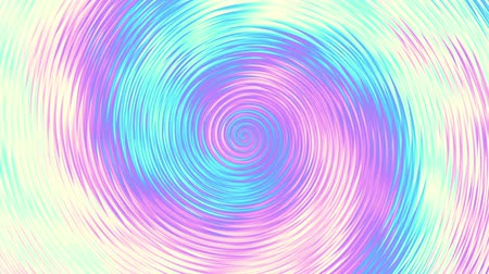 huni : Endless spinning Revolving Spiral. Seamless looping footage. Abstract helix.