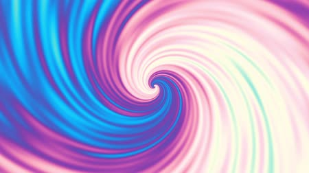 funil : Endless spinning Revolving Spiral. Seamless looping footage. Abstract helix.
