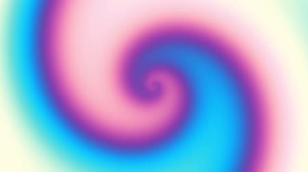huni : Endless spinning futuristic Spiral. Seamless looping footage. Abstract helix.