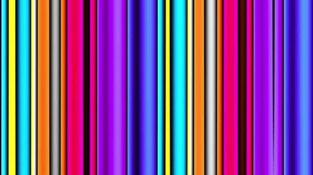 anyagi : Abstract animated striped background..Vertical strips. Looping footage. Stock mozgókép