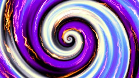 воронка : Endless spinning futuristic Spiral. Seamless looping footage. Abstract helix.