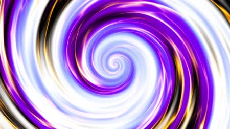 尖塔 : Endless spinning futuristic Spiral. Seamless looping footage. Abstract helix.