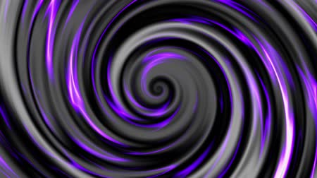 esotérico : Endless spinning futuristic Spiral. Seamless looping footage. Abstract helix.