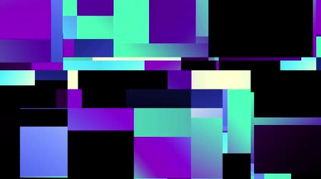 mesh : Transforming abstract futuristic geometric shapes background. Animated looping footage.