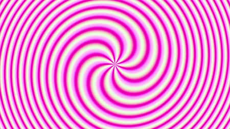 şekerleme : Endless spinning pink lollipop Spiral. Seamless looping footage. Abstract helix.
