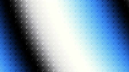 cubismo : Transforming abstract shapes. Abstract geometric background. Seamless looping footage. Filmati Stock
