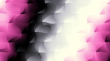 camadas : Transforming abstract background. Psychedelic wavy animated abstract curved shapes. Looping footage.