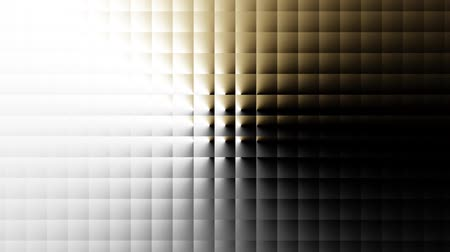 esoterický : Transforming abstract futuristic gold background. Animated looping footage.