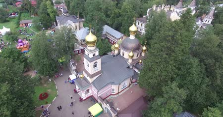 igor : The residence of the Patriarch of Moscow in Peredelkino