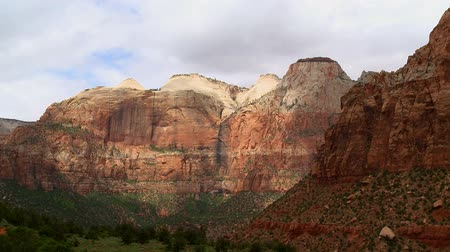 blm : capital reef cliff timelapse