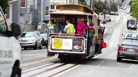 san francisco : san francisco cable car