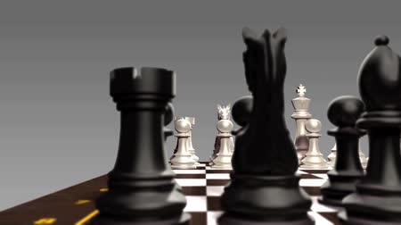 ostražitost : ranked chess pieces