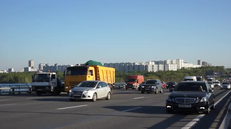 Moscow Road traffic