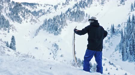 Snowboard and ski healthy activities, adventure to alps mountains, Swiss