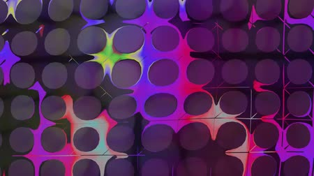 spektrální : Helicon grid seamless colorful animated grid