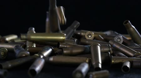 калибр : Bullet, cartridge, ammo, ammunition fall on the ground