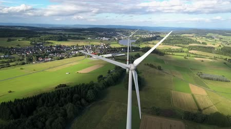 Wind turbines for sustainable and clean energy