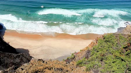 trave : Private beach west coast Portugal