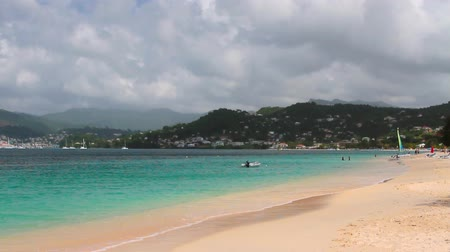 Grand Anse Beach. St. George's, Grenada