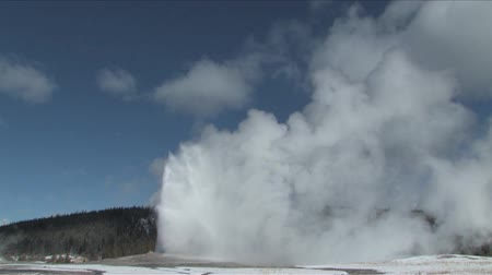 geiser : Old Faithful