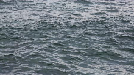 ondas : Windy sea surface background with small waves.